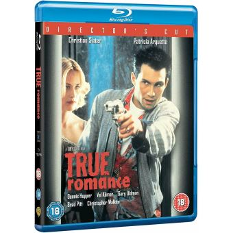 True Romance Blu-ray