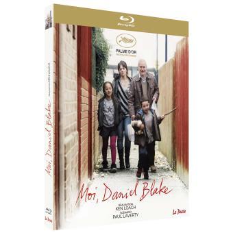 Moi, Daniel Blake Blu-ray