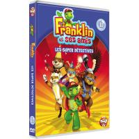 Franklin et ses amis Volume 11 Les super détectives DVD