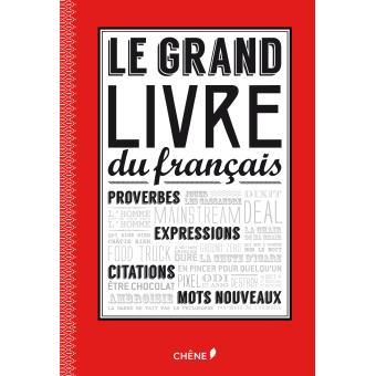 Le Grand Livre Du Francais Et Des Expressions