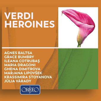 VERDI HEROINES/LES GRANDE