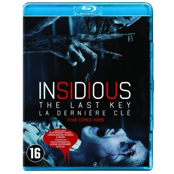 Insidious:The last key (UV)-BIL-BLURAY