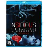INSIDIOUS:THE LAST KEY (UV)-BIL-BLURAY