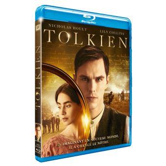 Tolkien Blu-ray
