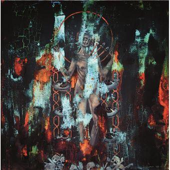 Nightmares Reign Double Vinyle 180 gr Inclus CD et un poster