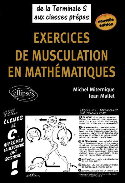Exercices de musculation en mathématiques