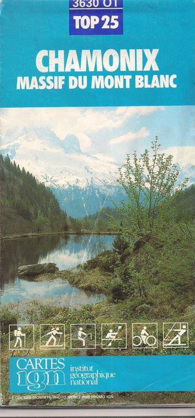Chamonix Mont Blanc 1939