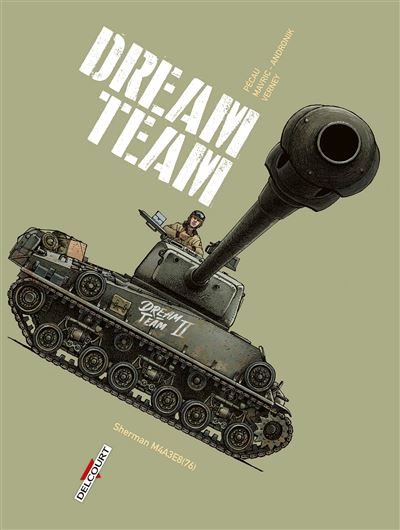 Machines de Guerre - Dream Team