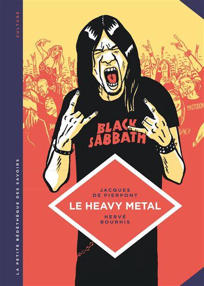 Le Heavy Metal