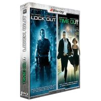 Lock Out - Time Out - Coffret Blu-Ray