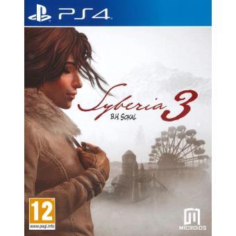SYBERIA 3 MIX PS4