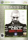 Splinter Cell Double Agent Edition Classics Xbox 360