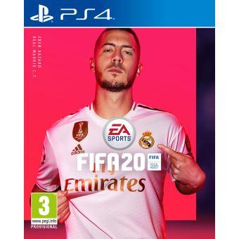 Pre-order - Fifa 20 FR/NL PS4 - Levering vanaf 27/09