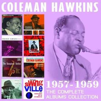 The Complete Albums Collection 1957-1959