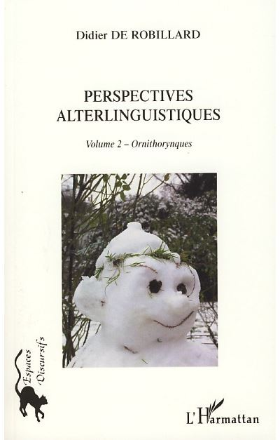 Perspectives alterlinguistiques : ornithorynques