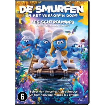 De Smurfen: The Lost Village - Nl/Fr