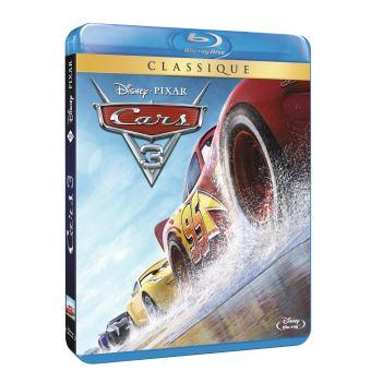 CarsCars 3 Blu-ray