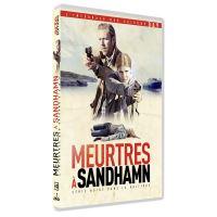 Coffret Meurtres à Sandhamn Saisons 8 et 9 DVD