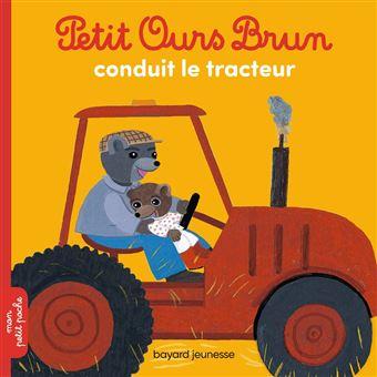 Petit Ours BrunPetit Ours Brun conduit le tracteur