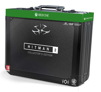 Hitman 2 Edition Collector Xbox One