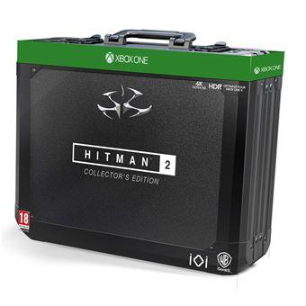 Hitman 2 Edition Collector Xbox One