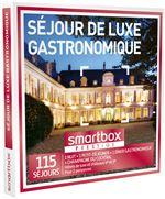 SMAR Coffret cadeau Smartbox Sejour de luxe gastronomique