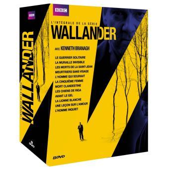 WallanderWallander saison 1 a 4