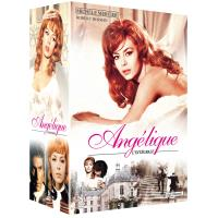 Coffret Angélique 5 films DVD