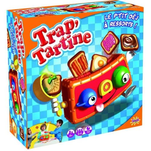Trap'tartine Splash Toys