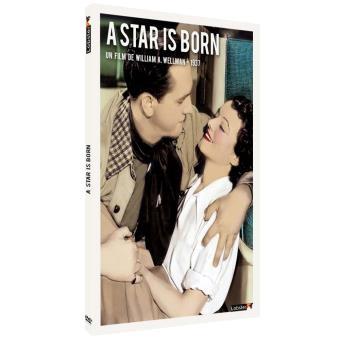 A Star Is Born DVD