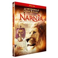 CHRONICLES OF NARNIA-TRILOGIE-FR-BLURAY