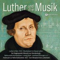 LUTHER AND MUSIC/9CD