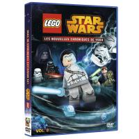 Lego Star Wars Les nouvelles chroniques de Yoda Volume 2 DVD