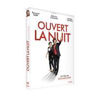 Ouvert la nuit DVD
