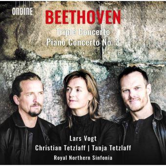 Ludwig van Beethoven, Lars Vogt, Christian Tetzlaff, Tanja Tetzlaff