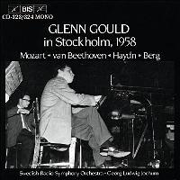 Glenn Gould in Stockholm
