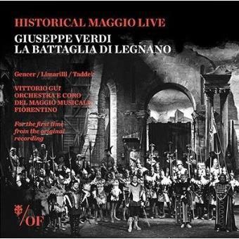 BATTAGLIA DI LEGNANO/2CD