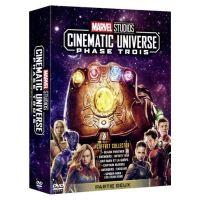 Coffret Marvel Studios Cinematic Universe Phase 3.2 6 Films DVD