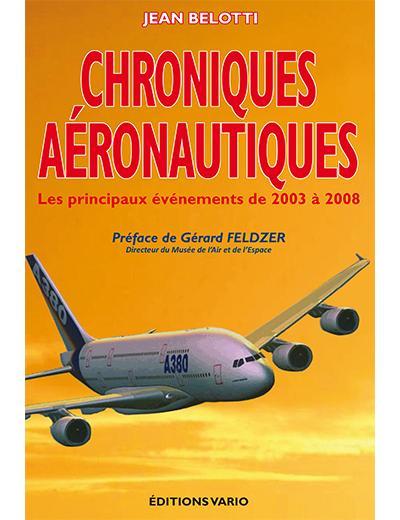 Chroniques aéronautiques