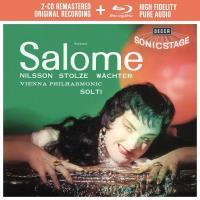 Strauss : Salomé Coffret Edition limitée Inclus Blu-ray et livre