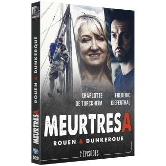 Meurtres àMeurtres à Rouen et Dunkerque DVD