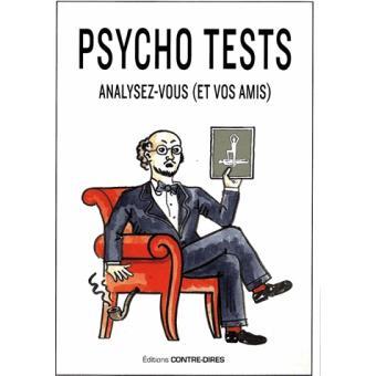 Psycho tests Avec des cartes coffret - Collectif - Achat