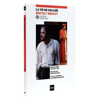 La vie de Galilée DVD