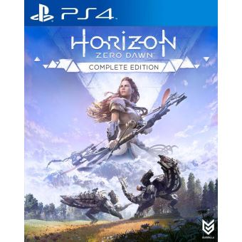 Horizon Zero Dawn Complete Edition (PS4 Only)