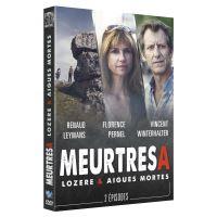 Meurtres à Lozère et à Aigues-Mortes DVD