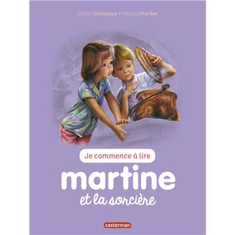 MartineMartine et la sorcière