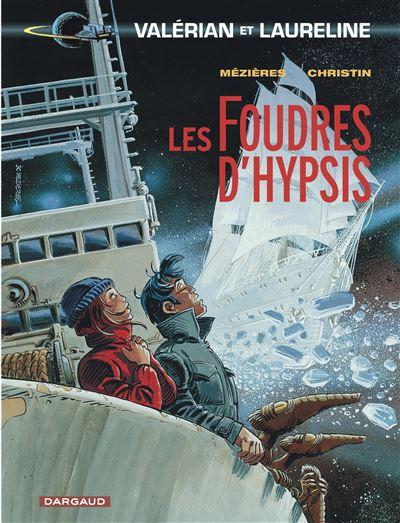 Les foudres d'Hypsis
