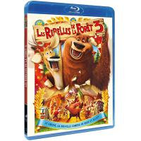 Les Rebelles de la forêt 3 - Blu-Ray