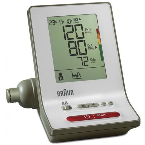 Tensiomètre Braun BP6000MR-WE Bras ExactFit