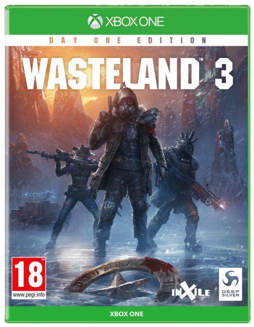 Wasteland 3 Edition Day One Xbox One